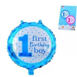 Балон First Birthday Boy