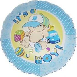 Балон с надпис It's A Boy