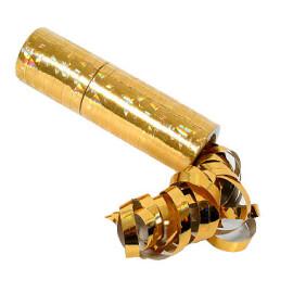 Серпентини холограма златна