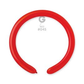 Моделиращи балони 5 см. - червени #045 - D4