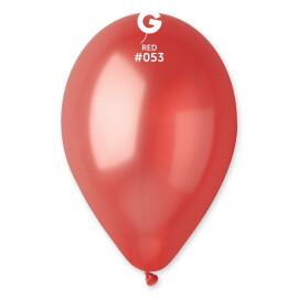Балони металик 28 см.- червени #053 - GM110