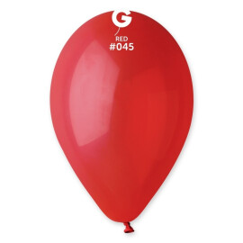 Балони 26 см. - червени  #045 - G90