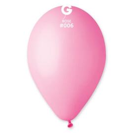 Балони 26 см. - розови  #006 - G90