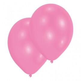 Балони пастел розови - 26см.