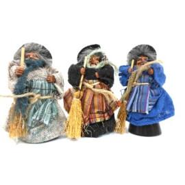 Сувенирна кукла - Баба Яга