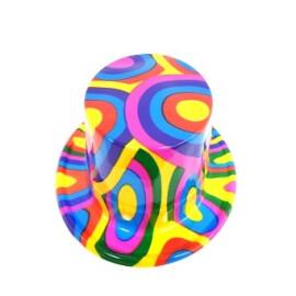 Пласмасов цилиндър разноцветен