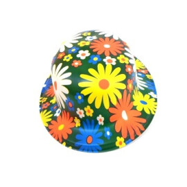 Пласмасово бомбе с цветя