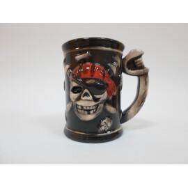 Пиратска халба - Череп