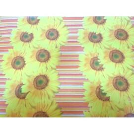 Опаковъчна хартия слънчогледи