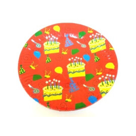 Парти чинии с тортички