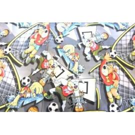 Опаковъчна хартия футбол
