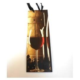 Подаръчна торбичка за бутилка