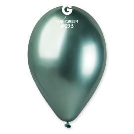 Балони хром 33см. - зелени #093 - GB120