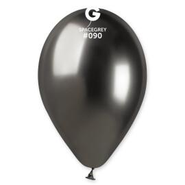 Балони хром 33см. - графит #090 - GB120