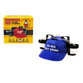 Каска за бира - No sex only drink