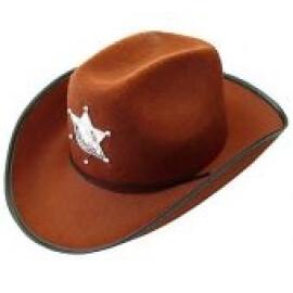 Шерифска шапка детска