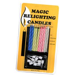 Парти свещи магически