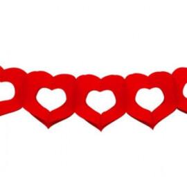 Гирлянд сърца