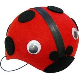 Карнавална шапка калинка